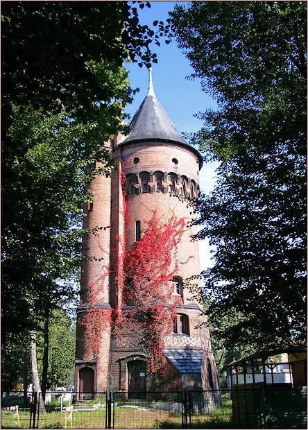 Wieża Ciśnień we Wronkach
