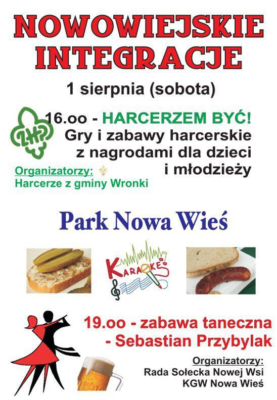 festyn Nowa Wieś