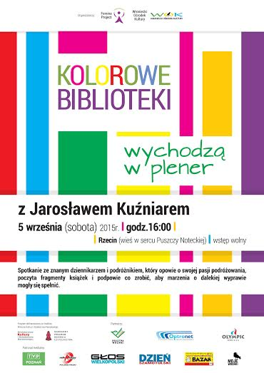 kolorowe biblioteki nr 3