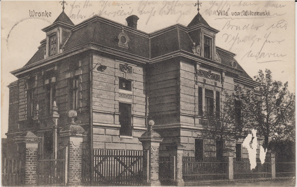 Willa Wilczewskiego