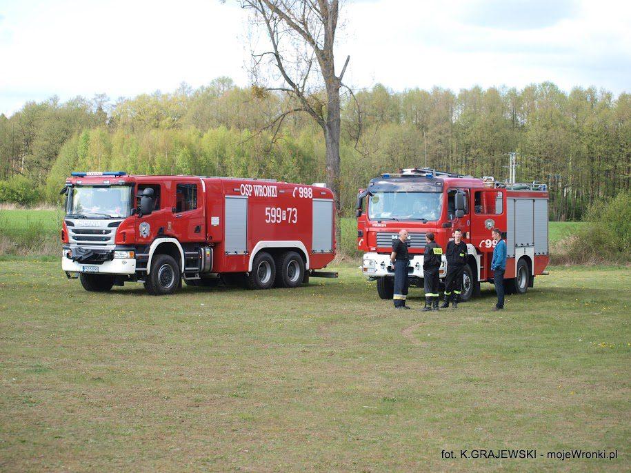 Pokaz ratownictwa w wykonaniu strażaków [FOTO]