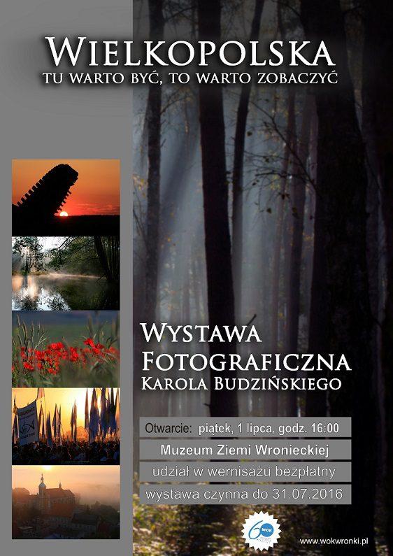 Karol Budziński - wystawa fotograficzna