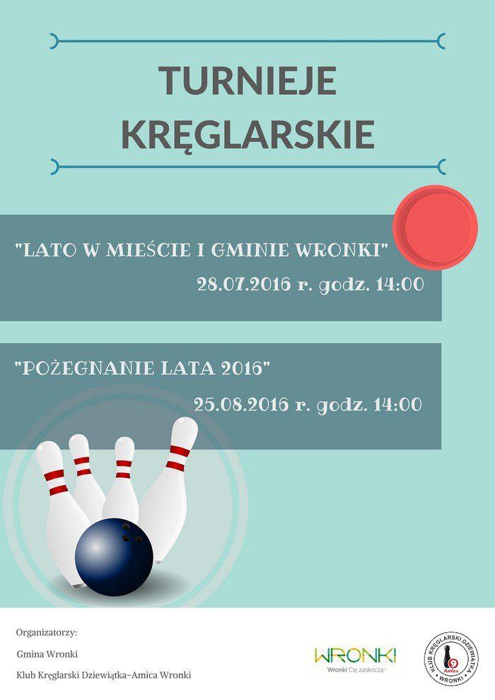 Turniej kręgli
