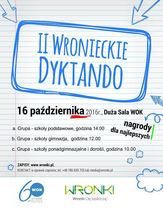 ii-edycja-wronieckiego-dyktanda