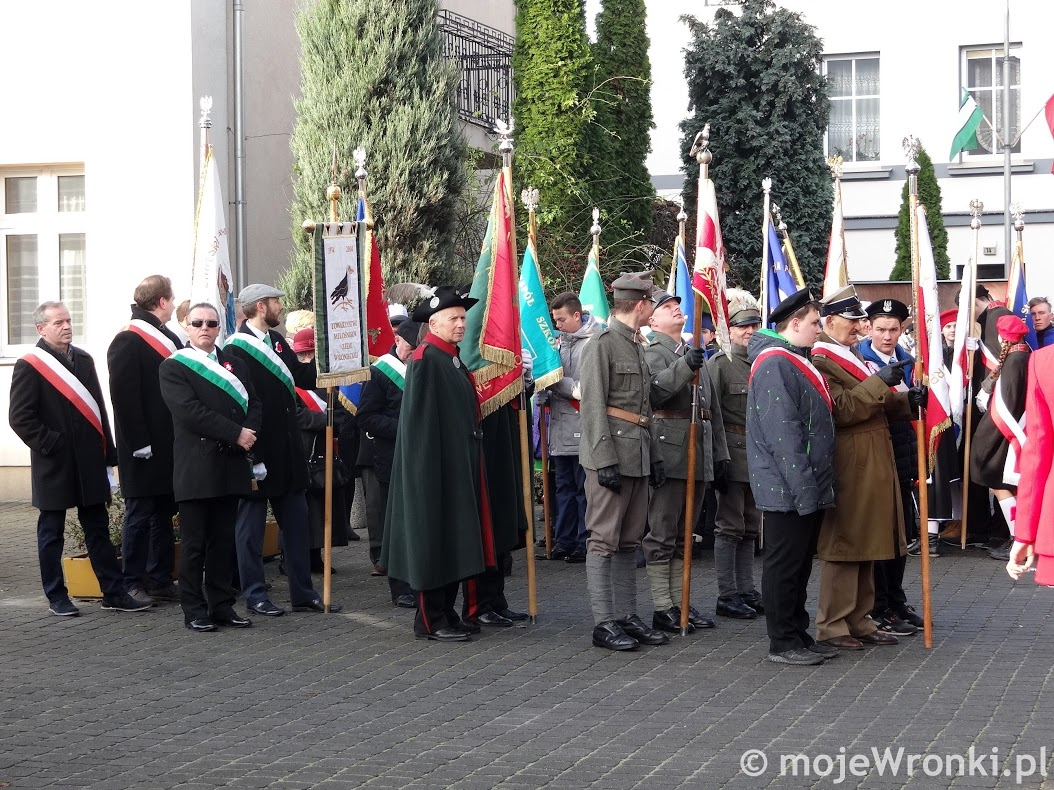 Święto Niepodległości - Zryw Wroniecki