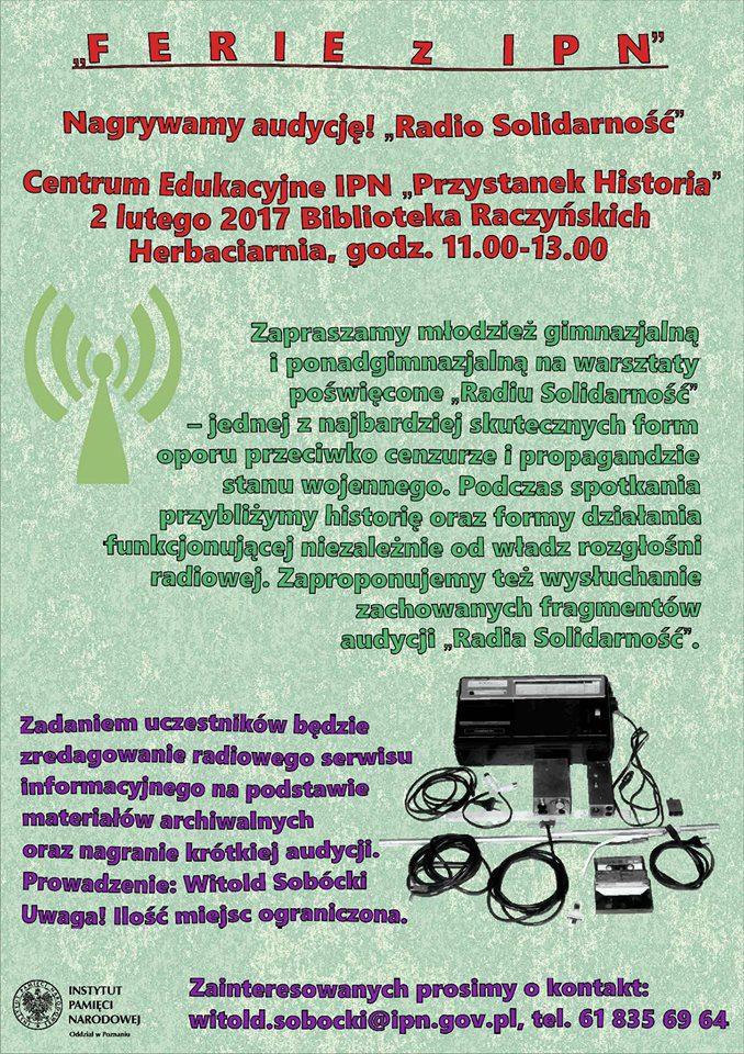 radio solidarność