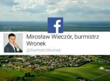 Niektórzy myśleli, że to nigdy nie nastąpi, inni twierdzili, że słusznie, bo po co burmistrzowi konto na portalu społecznościowym. Mirosław Wieczór zaskoczył wszystkich i dołączył do społeczności Facebooka. Oficjalny profil: Mirosław Wieczór, burmistrz Wronek został założony na najpopularniejszym portalu społecznościowym Facebook. Odtąd naszego burmistrza można polubić i obserwować lub wybrać tylko jedną z tych opcji. […]