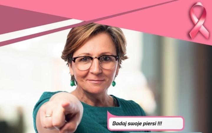 Co jakiś czas w naszej gminie przeprowadzane są bezpłatne badania mammograficzne. Właśnie 1 marca panie (w wieku od 50 do 69 lat) będą miały okazję przebadać się i zapobiec rakowi piersi. Zrób sobie prezent na Dzień Kobiet, przebadaj się, aby zapobiec rakowi. Szczegółowe informacje znajdziecie na plakacie poniżej.