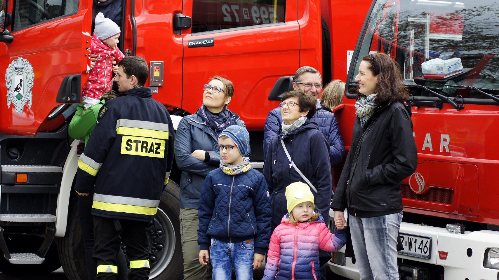 Bramy straży pożarnej ponownie otwarte