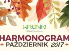 Już prawie dwa tygodnie trwa kalendarzowa jesień, niedawno przywitaliśmy drugi miesiąc tej złotej pory roku, aby październik nie był nudny, urozmaicono go w ciekawe wydarzenia. Rozpoczynając od koncertów, przez mecze MKS Błękitni Wronki, spotkanie autorskie, III Wronieckie Dyktando, kabaret, po Ogólnopolski Turniej Tańców Polskich. Piątek 6 października o godzinie 20:00 na dużej sali w WOK-u, […]