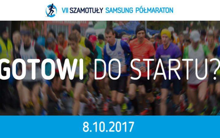 W niedzielę 8 października w Szamotułach odbędzie się już VII Szamotuły Samsung Półmaraton. W związku z VII Szamotuły Samsung Półmaratonem, który odbędzie się w niedzielę 8 października. W godzinach 6:00- 15:30 nastąpią zmiany w organizacji ruchu, co utrudni przemieszczanie się w okolicach Szamotuł, prosimy o zachowanie szczególnej ostrożności. Informacje dotyczące utrudnień możecie znaleźć TUTAJ i […]