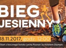 W sobotę 18 listopada wystartuje Bieg Jesienny, ostatnia tegoroczna impreza z cyklu Grand Prix Wronek. Do tej pory odbyły się cztery biegi: Bieg Noworoczny, Bieg Wielkanocny, Wroniecka Dycha i Bieg Podgrzybka. Ostatni bieg w tym roku rozpocznie się o godzinie 12:00 na boisku treningowym Lecha Poznań. Trasa dla chodziarzy będzie liczyła około 4 km, a […]