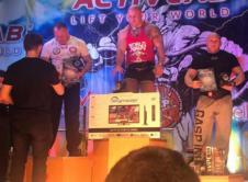 W odbywających się 4 listopada w Złotoryi zawodach w ramach Pucharu Europy RAW Federacji WRPF w wyciskaniu sztangi leżąc oraz służb mundurowych medale zdobył wronczanin. W zawodach Pucharu Europy wziął udział funkcjonariusz Zakładu Karnego we Wronkach, st. sierż. Tomasz Napierała, który z wynikiem 207,5 kg w kategorii SENIOR do 110 kg zajął drugie, a w […]