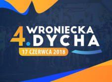 Dziś o godzinie 10:00 wystartuje czwarta edycja biegu Wroniecka Dycha. Jak co roku trasa imprezy będzie biegła ulicami Wronek, na niektórych występować będą czasowe utrudnienia w ruchu drogowym. Zapraszamy do kibicowania. Więcej informacji znajdziecie na stronie biegu lub w biuletynie informacyjnym.
