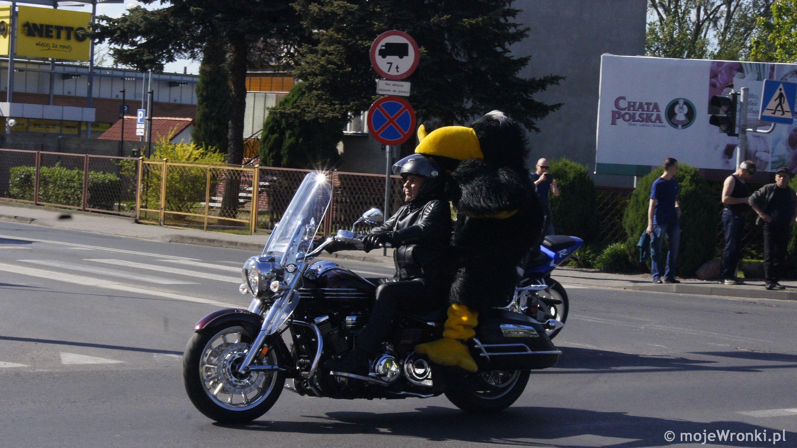 Rekordowa Moto Majówka