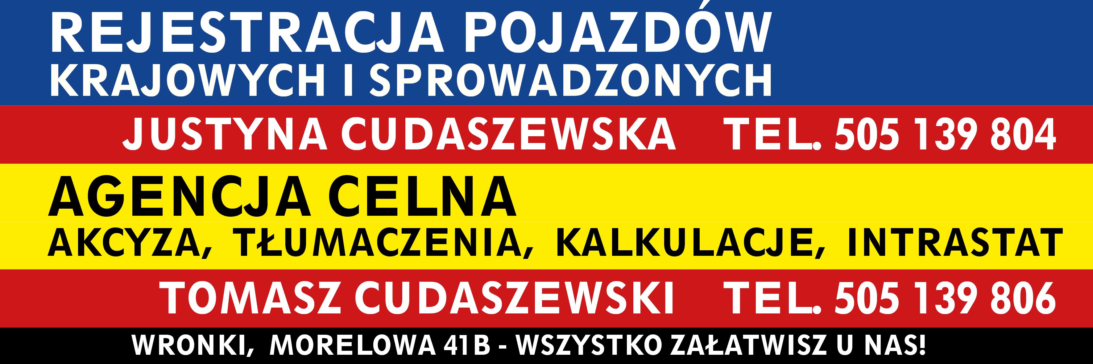 Agencja Celna Tomasz Cudaszewski