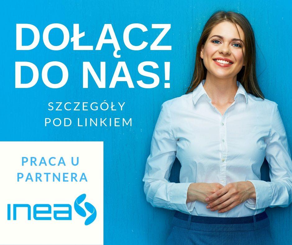 Inea - praca dla konsultanta w salonie sprzedaży