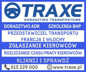 TRAXE Doradztwo Transportowe