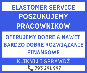 Elastomer Service - szuka pracowników
