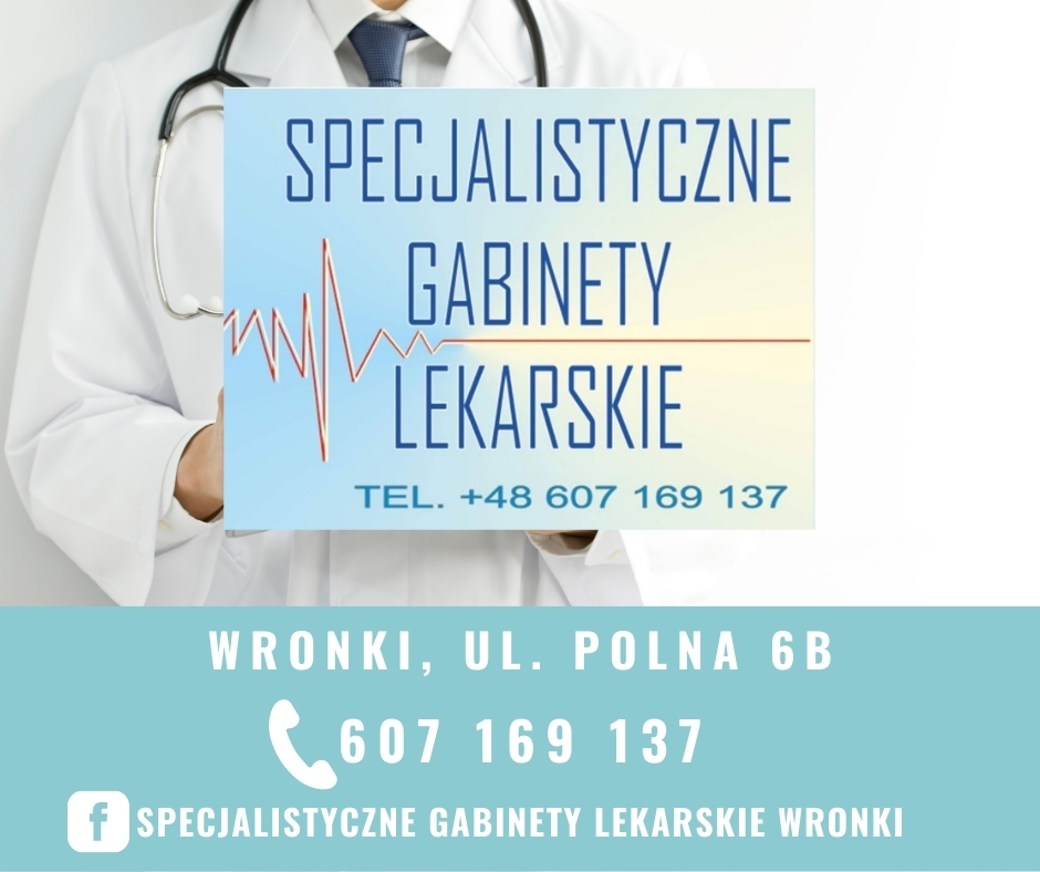Specjalistyczne Gabinety Lekarskie Wronki